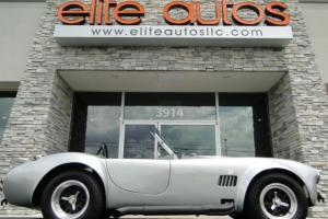 GENTRY 1965 SHELBY COBRA Roadster 427 ONLY 75 MILES All Original 1 OF 40 MADE