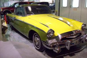 VINTAGE OLD★1950s-1955★STUDEBAKER★President★2Dr Hardtop K Body Car~Lemon Lime