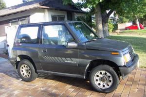 1989 Suzuki Sidekick JX hardtop, 4WD, Auto, runs and drives great, EFI 1.6L NR