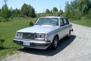 Volvo 240 Diesel 1984