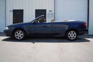 2001 VOLVO C70 LT CONVERTIBLE 1-OWNER 129K MILES COLD A/C SHARP ...NO RESERVE!!!