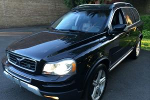2008 Volvo XC90 V8 Sport NAVI TV/DVD BLIND SPOT ASSIST BACK UP CAMERA No Acciden