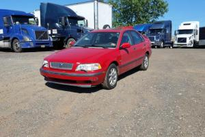 2000 Volvo S40 All Options NO RESERVE