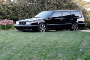 1995 Volvo 850/855 T-5R  Black/Black Wagon Photo