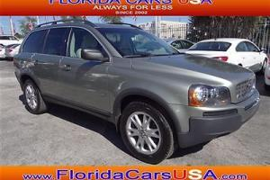 Volvo XC90 AWD 3rd row only 63K miles 4.4L-V8 excellent condition Florida SUV