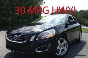 Volvo S60 T5 Low Miles 4 dr Sedan Automatic Gasoline 2.5L I5T Black Sapphire Met