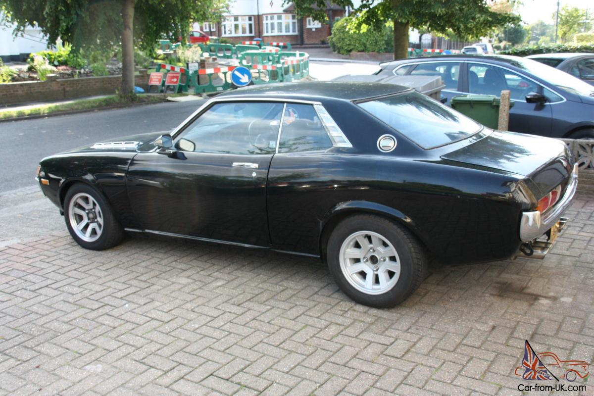 1974 Toyota Celica St Ta22 With Ca18det From A Nissan 200sx Not Wiring Diagram Ta23 Ra28 Ae86