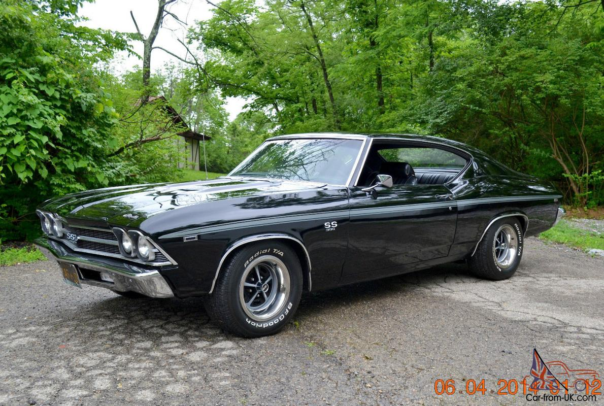 1969 chevelle ss 396 original california car original sheetmetal black plates - 69 chevelle ss 396 images ...