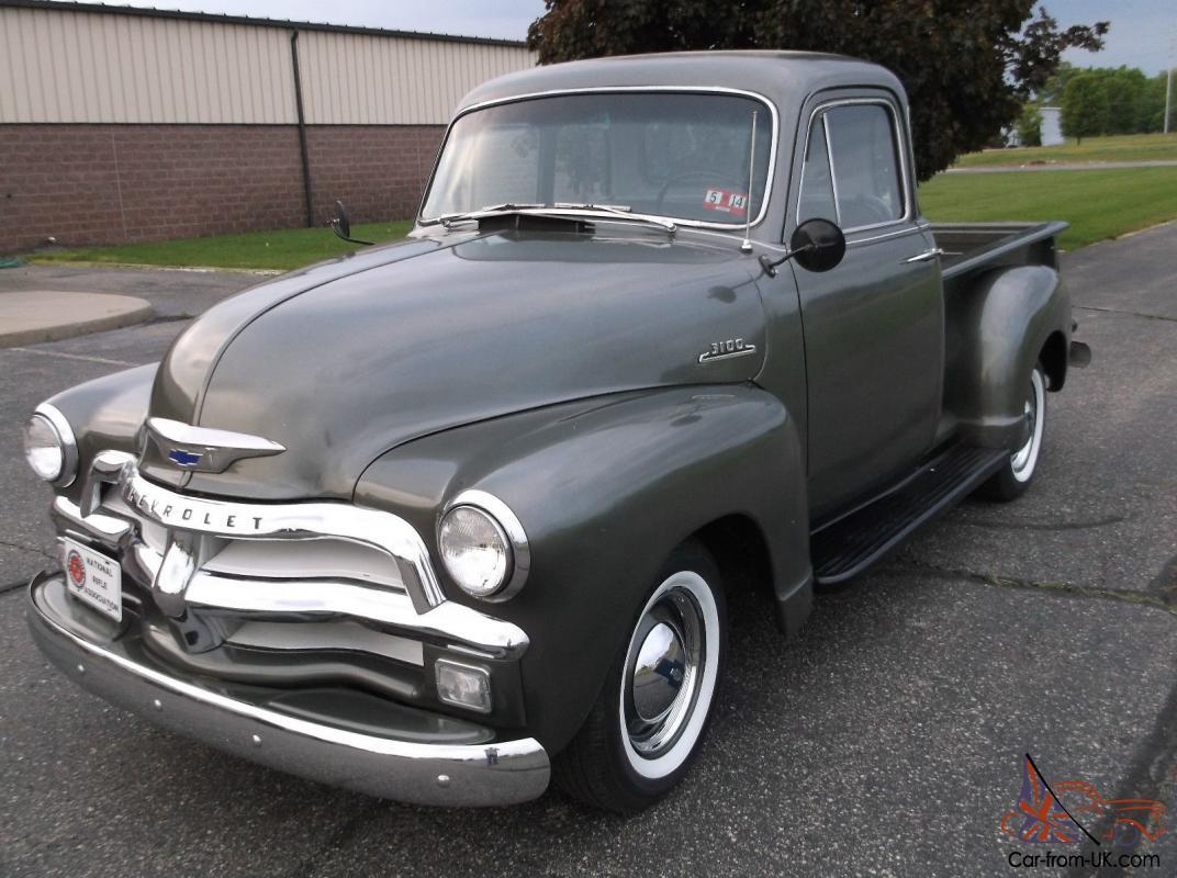 Chevy 5 Window Short Box, Extra Clean Rust Free Truck. LQQK