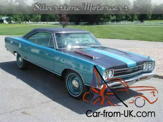 1969 Teal Gtx Hemi 4 Speed Ps Pb Complete Restoration Rare Pristine Road Runner