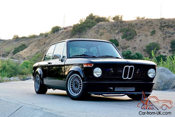 BMW 2002 For Sale >> 1974 Bmw 2002 Tii Turbo