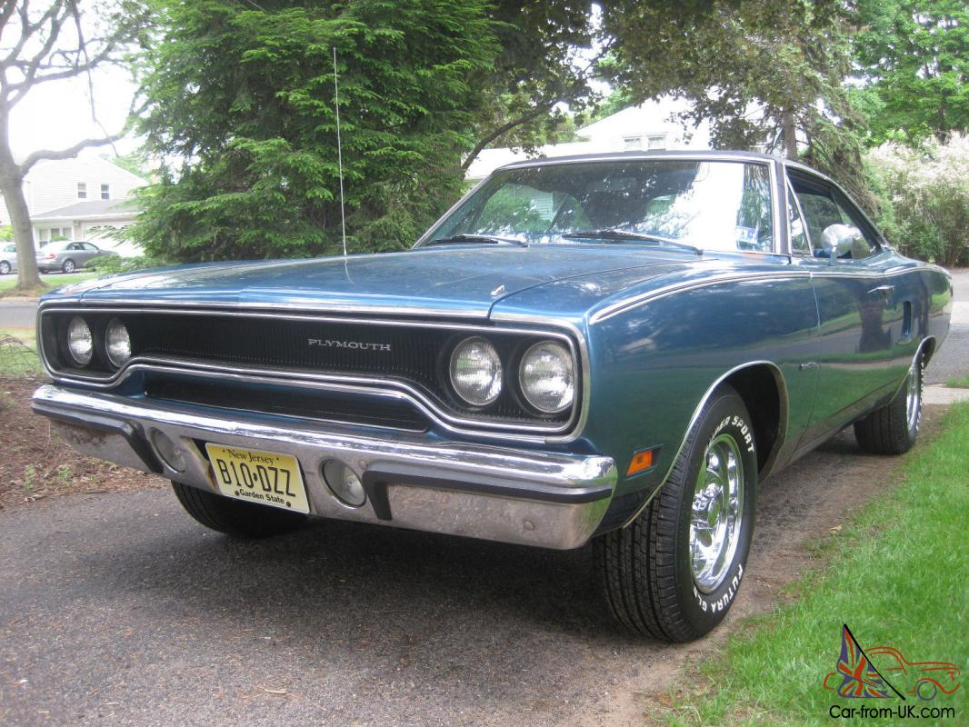 Plymouth Satellite 318,Auto number matching, Icecold AC, Roadrunner, GTX  Project