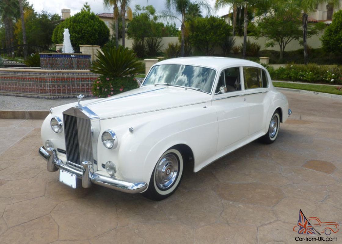 1959 Rolls Royce Silver Cloud Lwb No Reserve