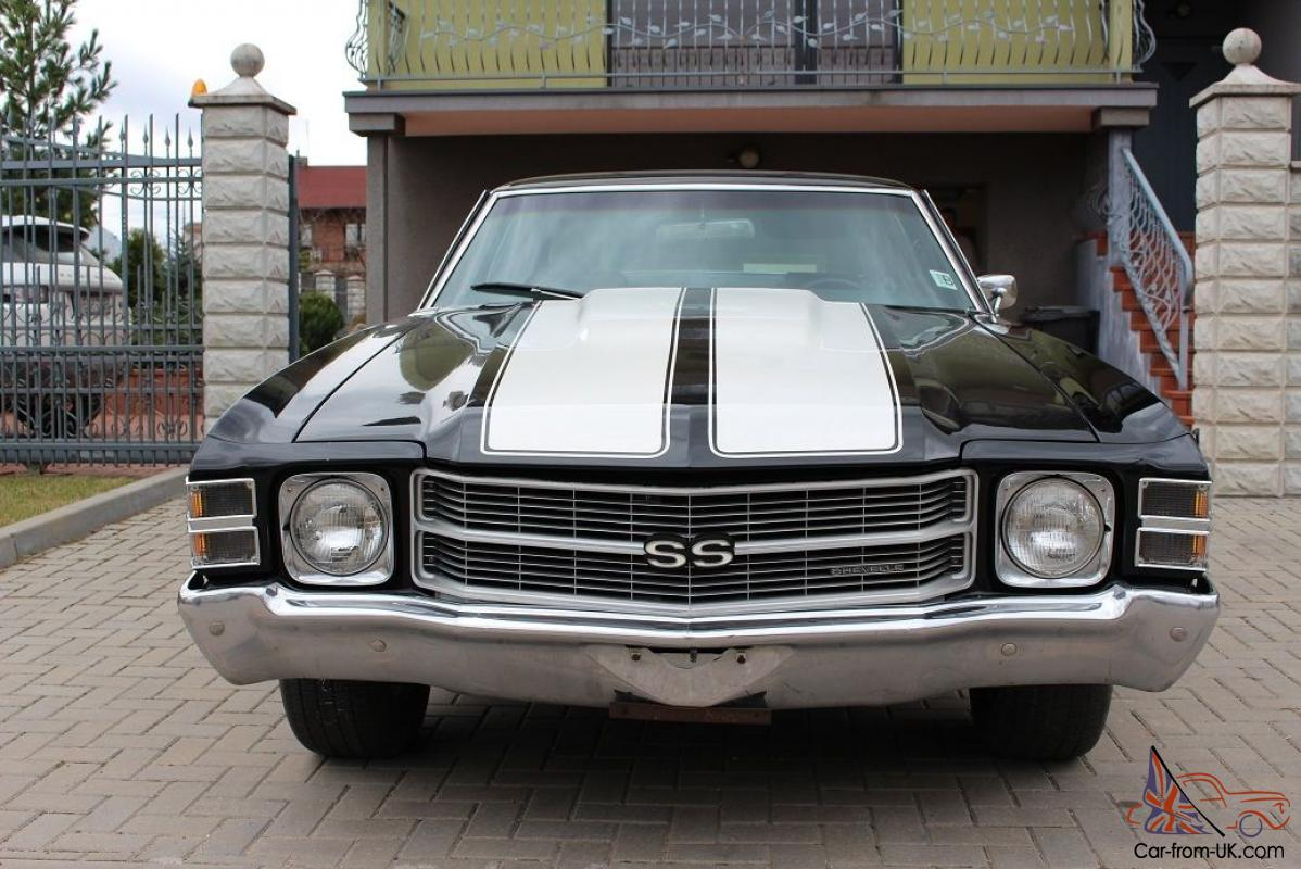 All Chevy 71 chevrolet : Chevelle SS 1971 71 TEMPORARY PRICE DROP