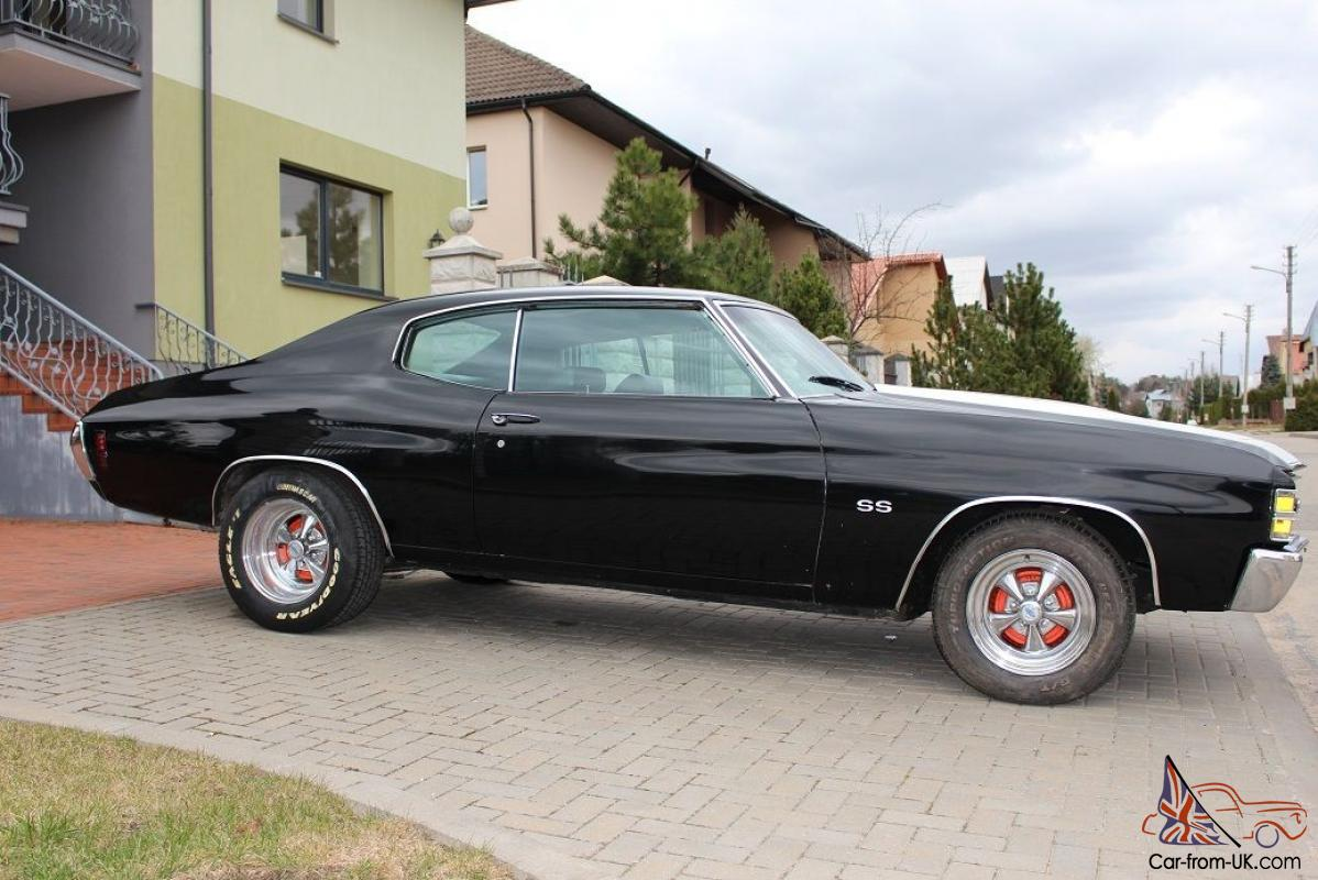 All Chevy 1971 chevrolet chevelle ss : Chevelle SS 1971 71 TEMPORARY PRICE DROP