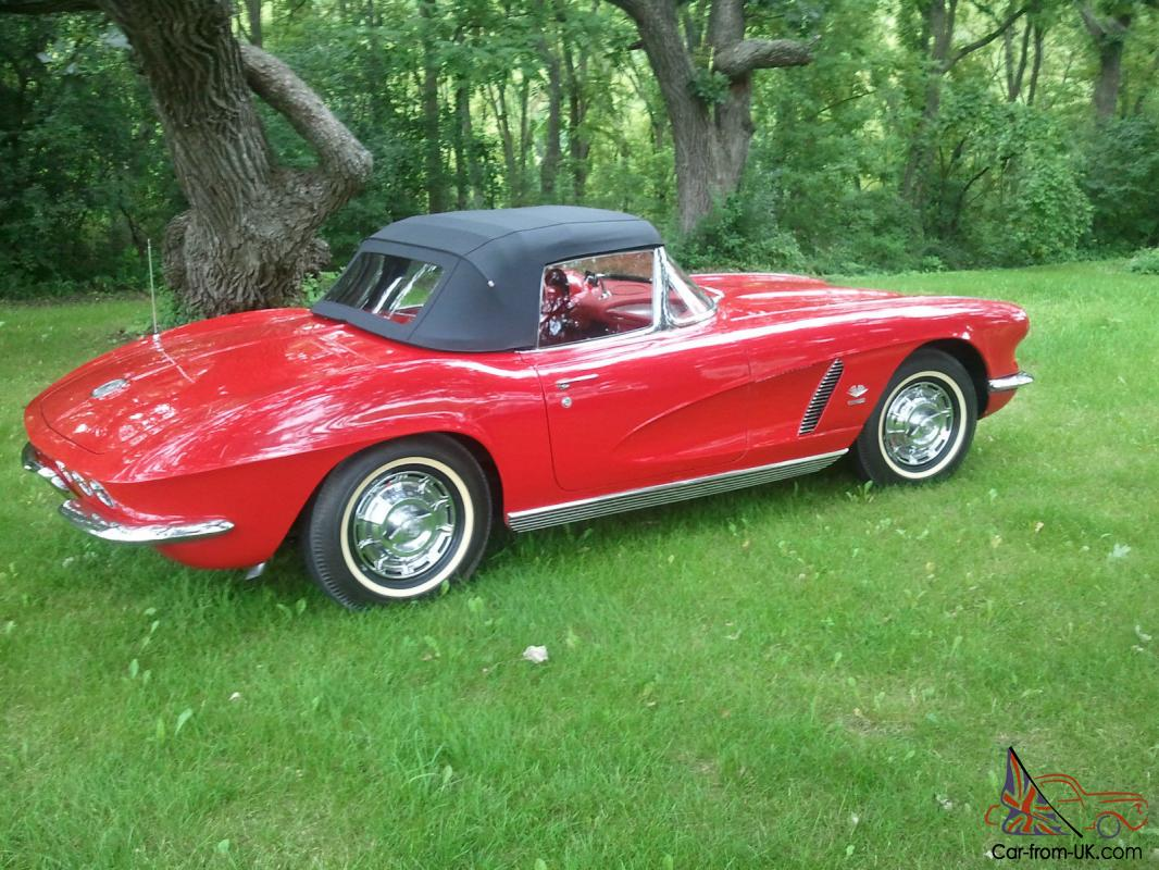1962 Corvette Fuel Injected