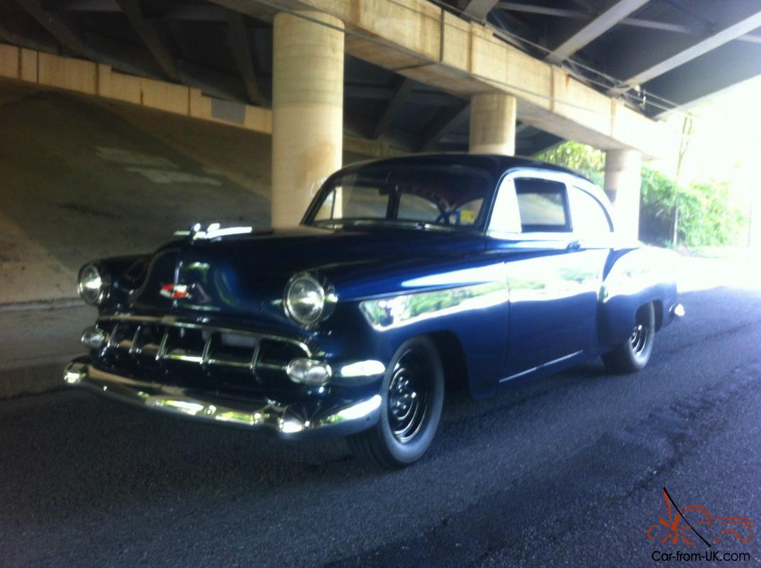 All Chevy 1954 chevy : Chevy 150 Custom