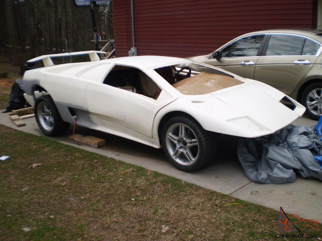 Lamborghini Diablo GT Replica/Kit