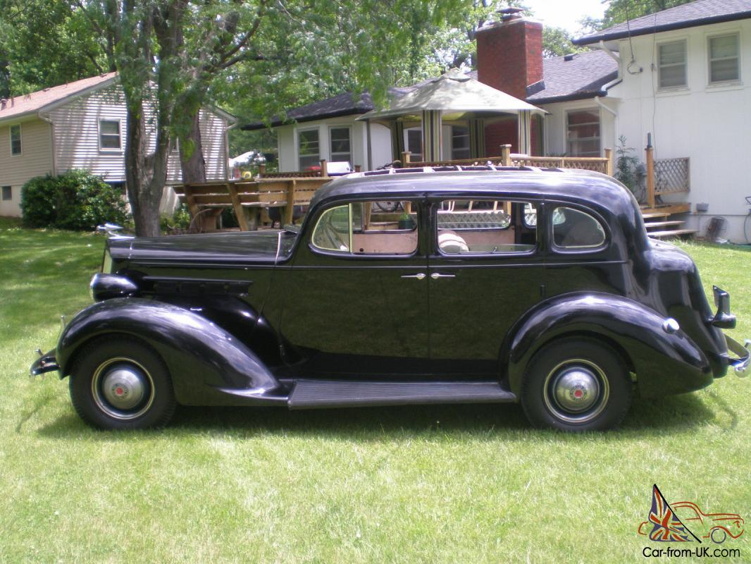 1937 Packard 115C NO RESERVE
