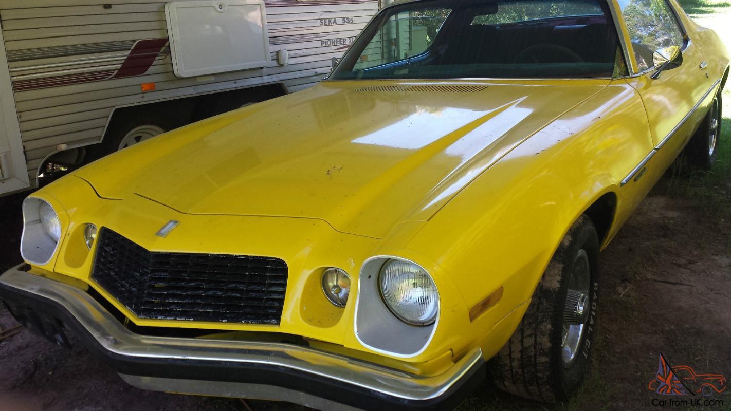 1976 Camaro in Regents Park, QLD
