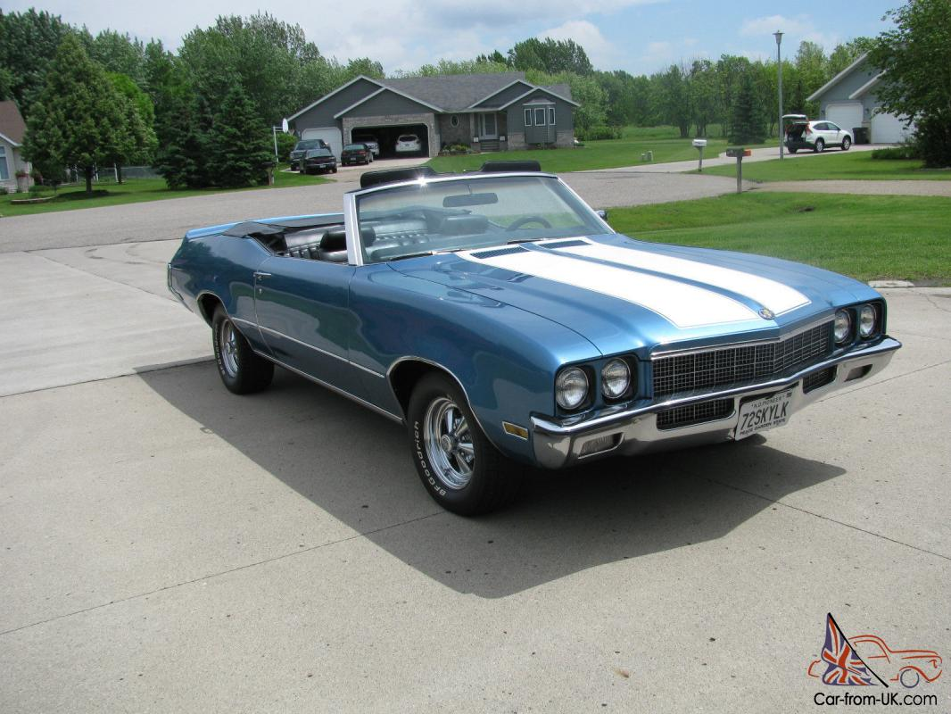 1972 Buick Skylark for sale #82293 | MCG