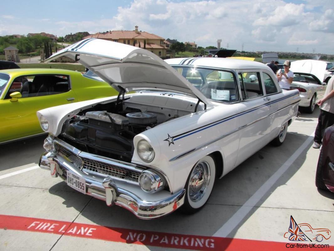 1955 Ford Customline Fastnloud Gas Monkey Garage Hot Rod 50 S 55