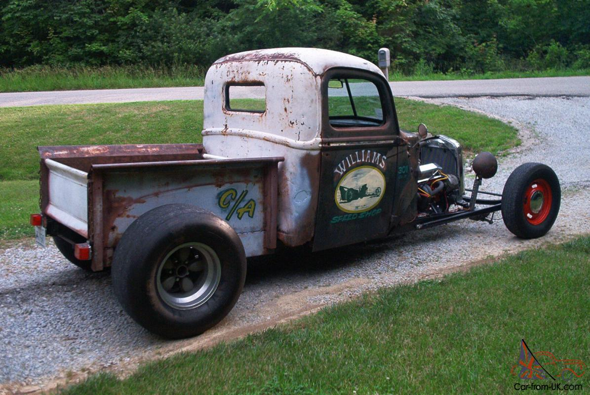 1949 Chevy Truck Rat Rod 46 Ratrod Wiring Diagram Electricity 1946 Ford Pickup Street Drag Shop Low Mileage Gm Rh Car From Uk Com 93 1979