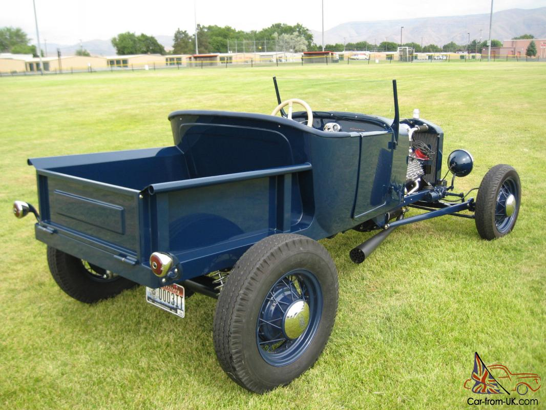 1927 Model T Ford Street Rod Hot Rod Cool Rod Flathead Engine Nistalgic