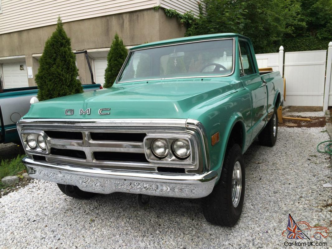 Chevy Chevrolet K10 GMC 1500 Short Bed 4X4!! RARE!! C10 2500 3500 ...