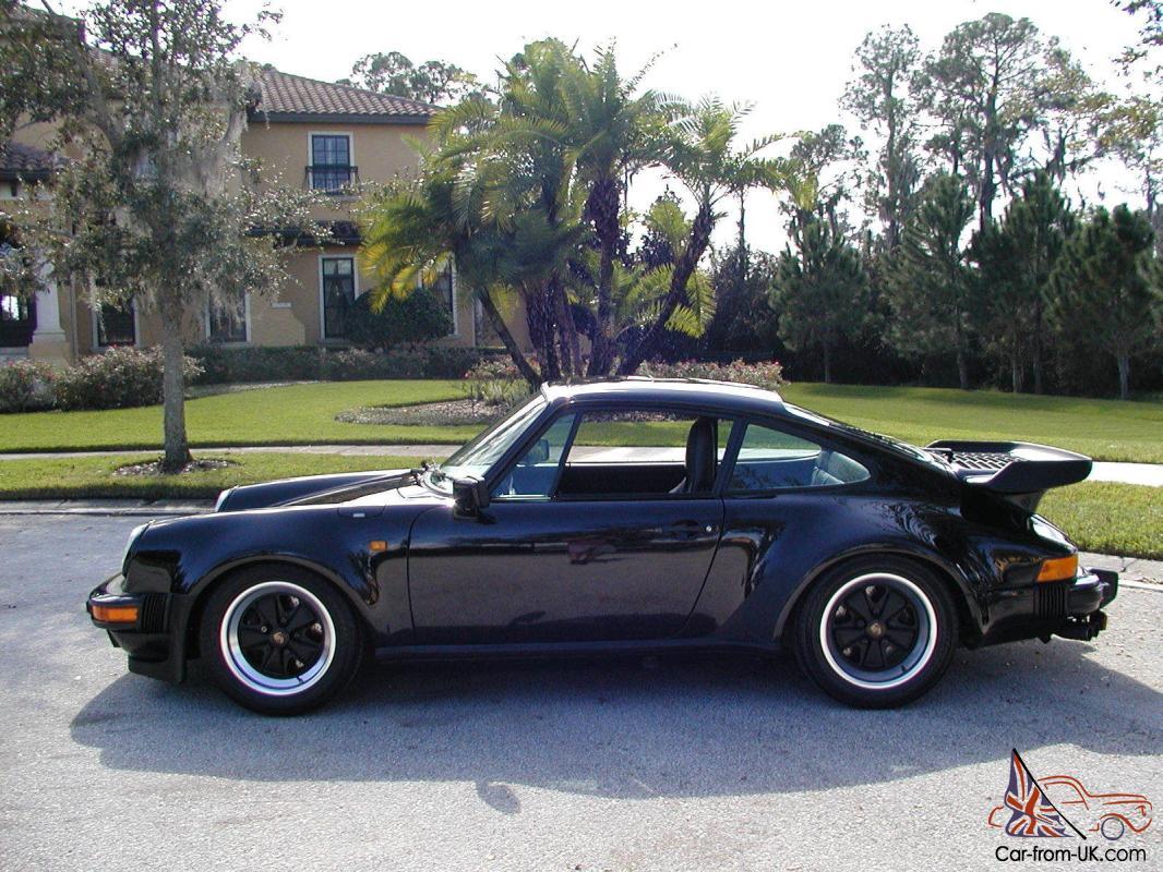 1985 Porsche 930 Turbo L K
