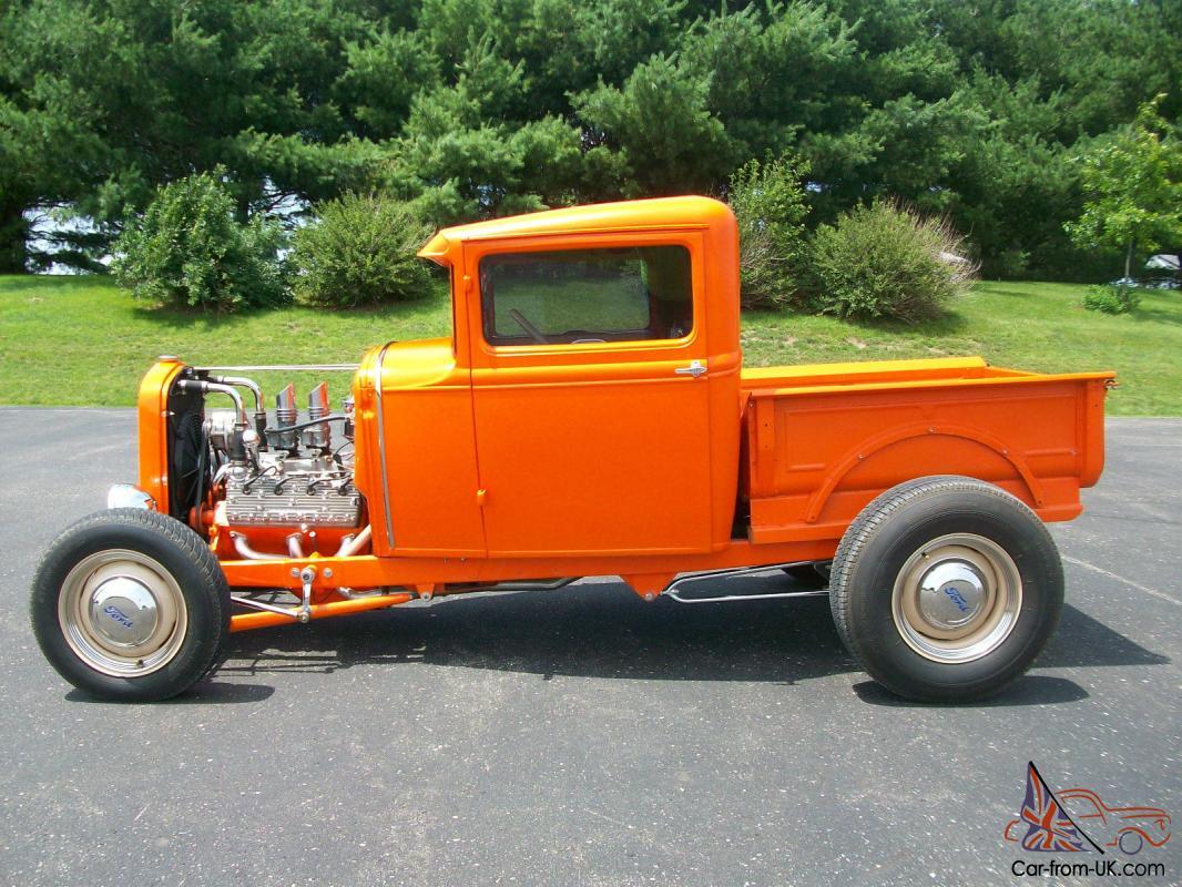 1930 1932 32 Hot Rod Flat Head Street Rod Gasser Kool