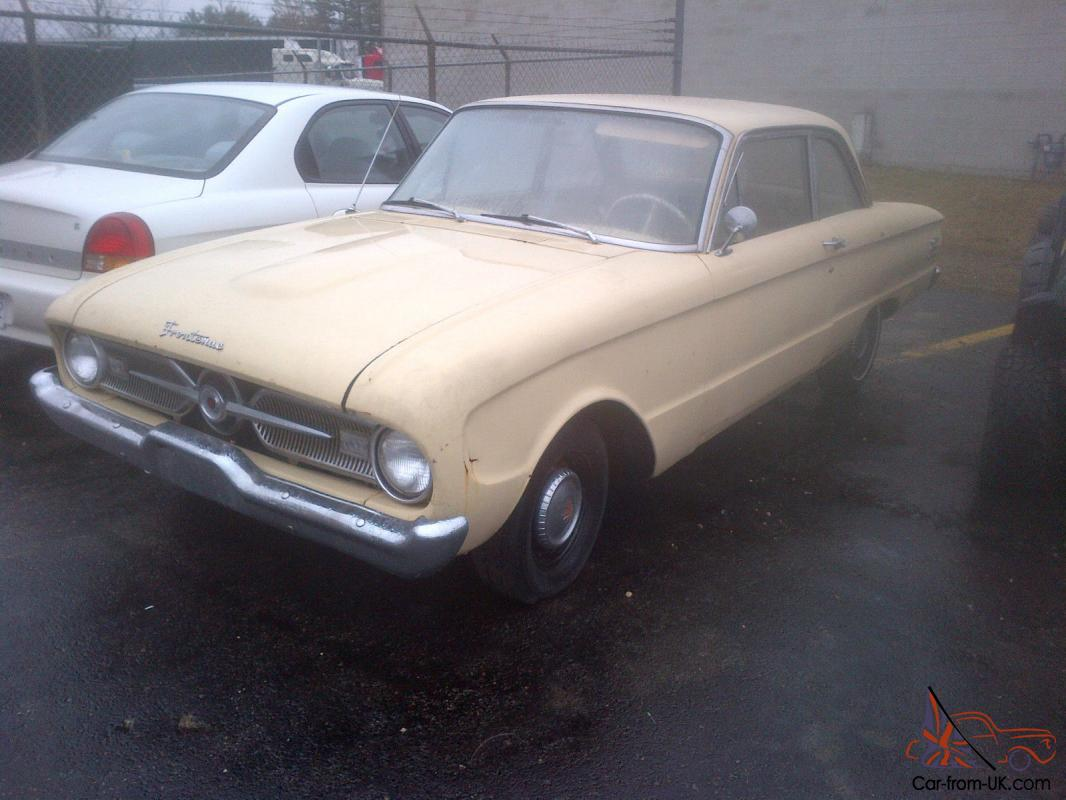 Ford : Falcon 1960 Mercury Frontenac Deluxe Coupe