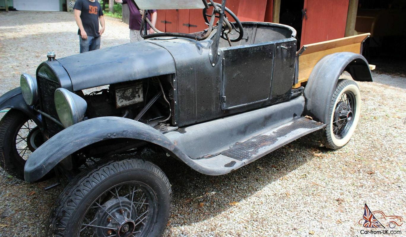 Ford Model T Roadster Pickup For Sale