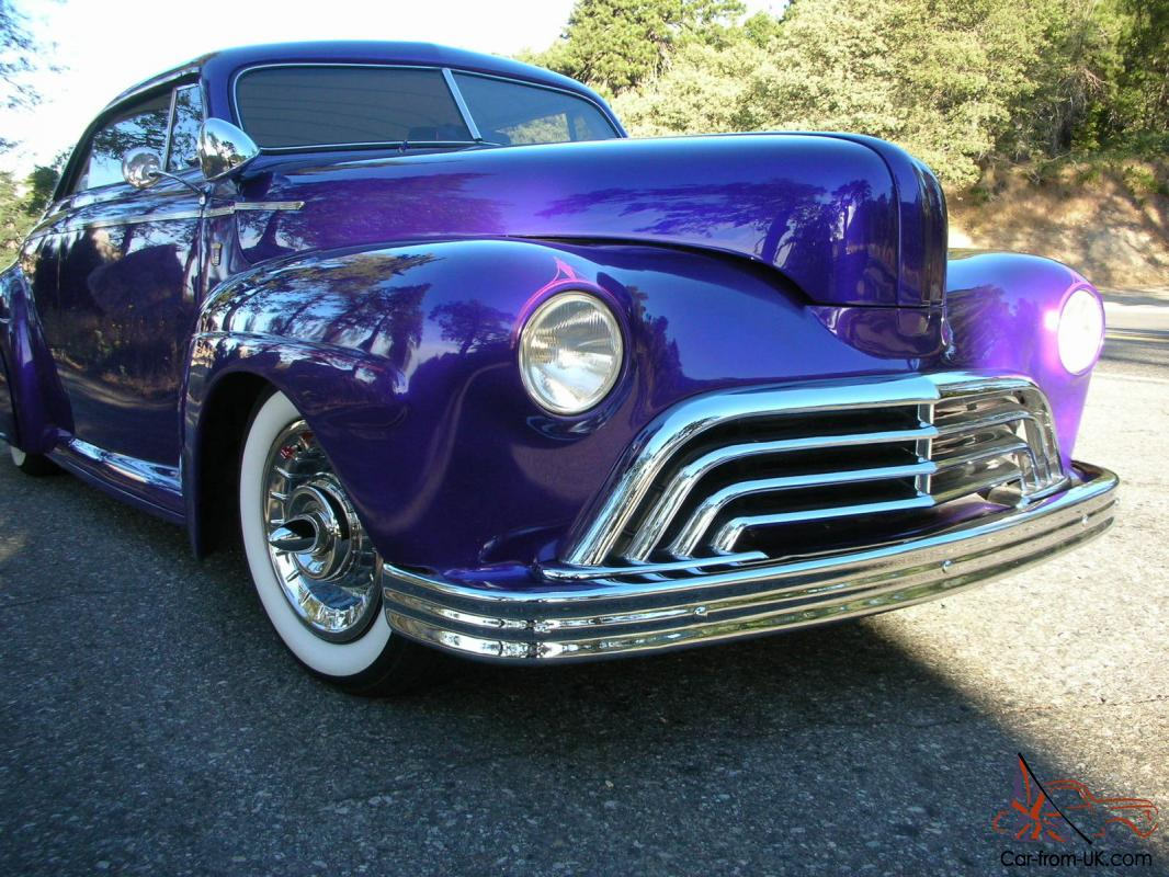 Historic Magazine Show Car The Gooney Bird