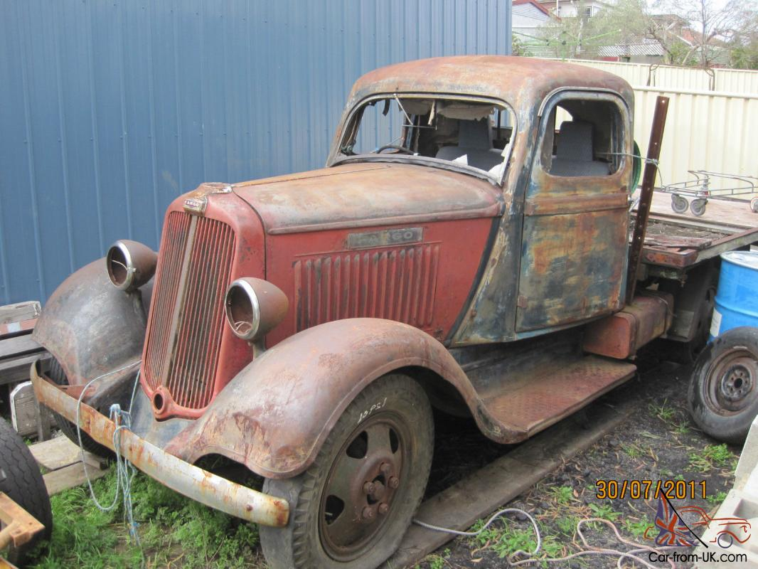 Dodge Fargo 30CWT Truck 1934 in Wollongong, NSW