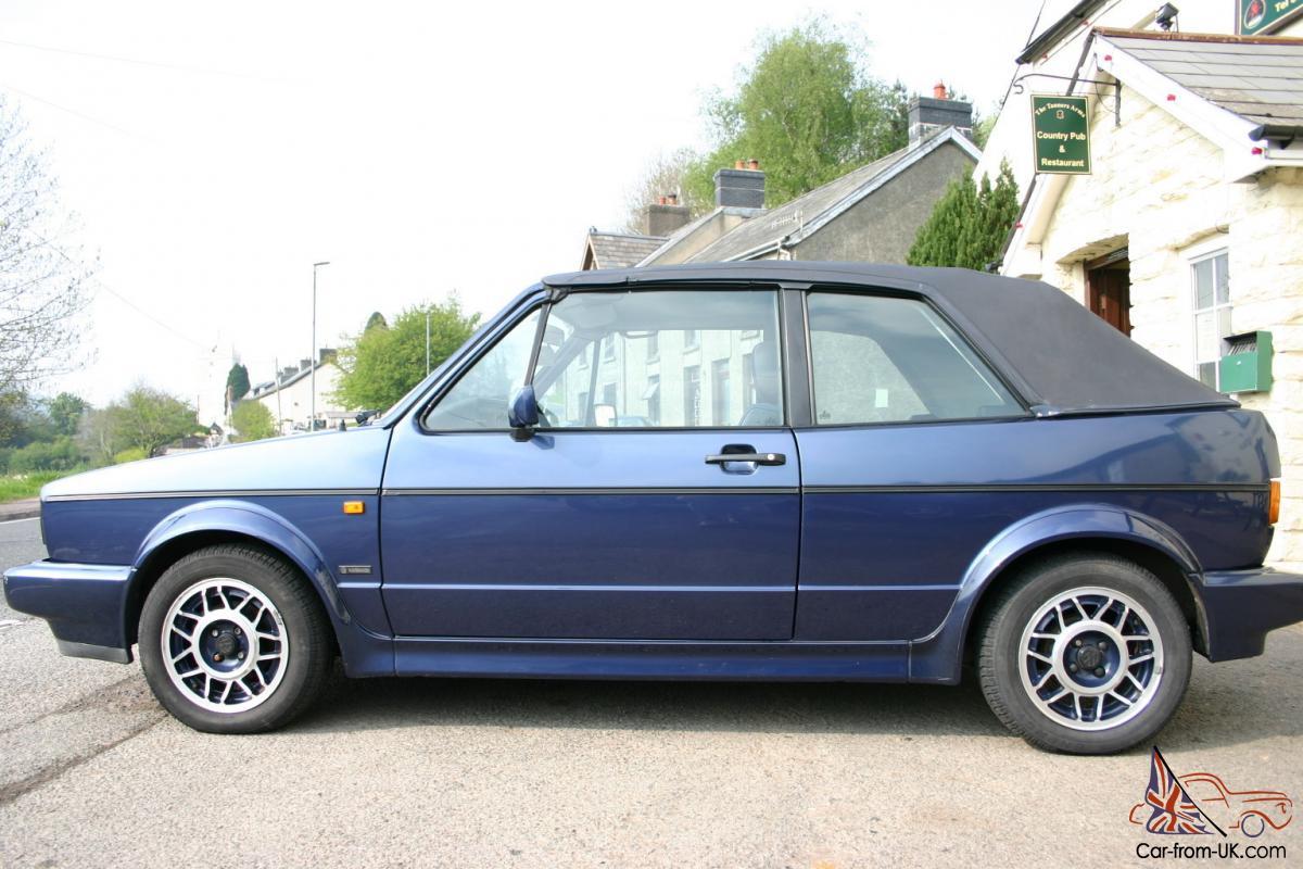 Vw Golf Mk1 Karman Cabriolet