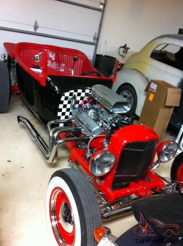 1923 Ford T-bucket custom
