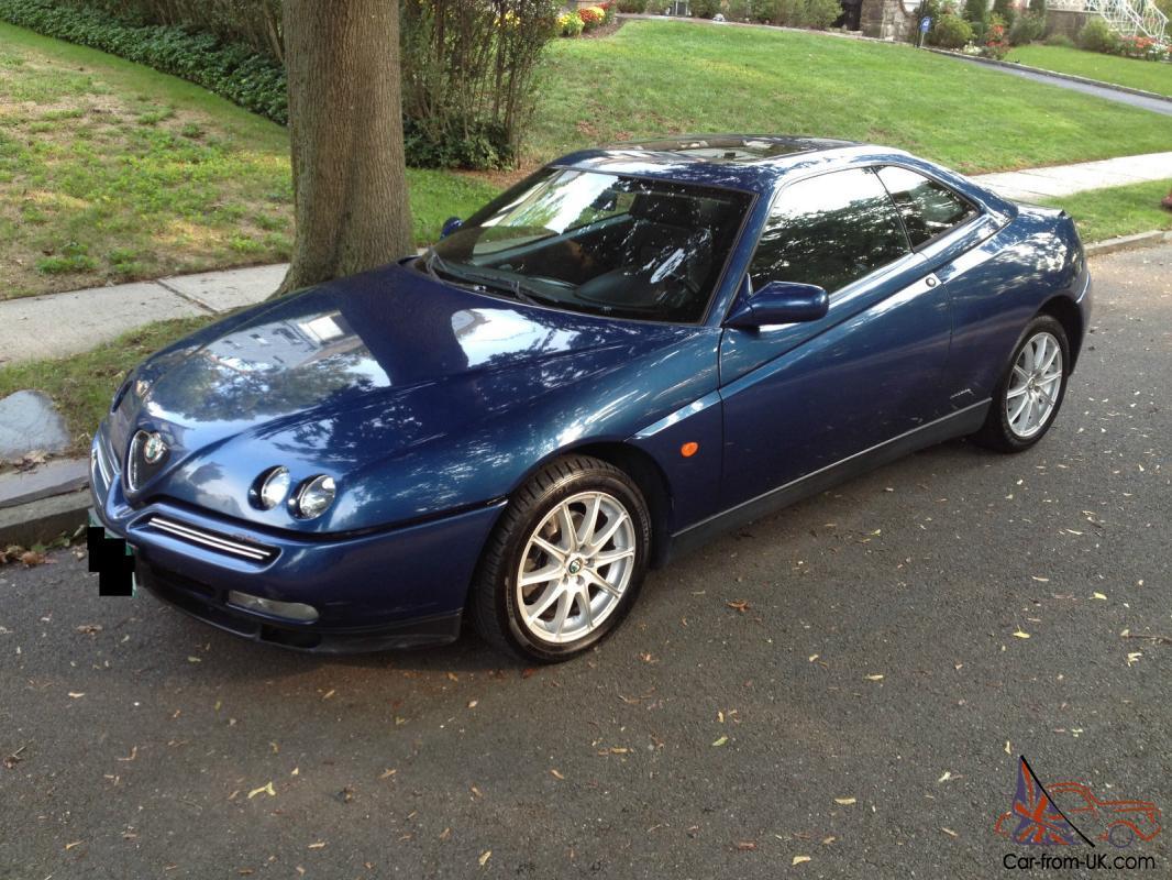 1996 Alfa Romeo Gtv V6 Turbo Tb Very Rare U S Import Garage Kept