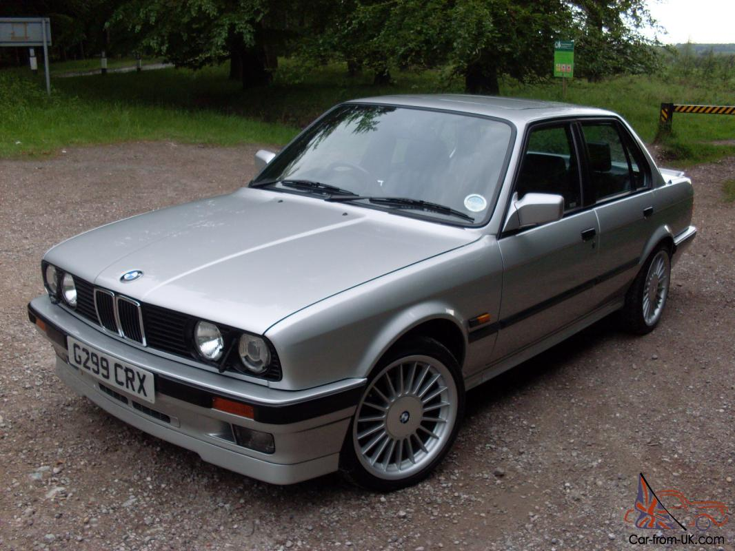 1990 Bmw 325i Se Silver