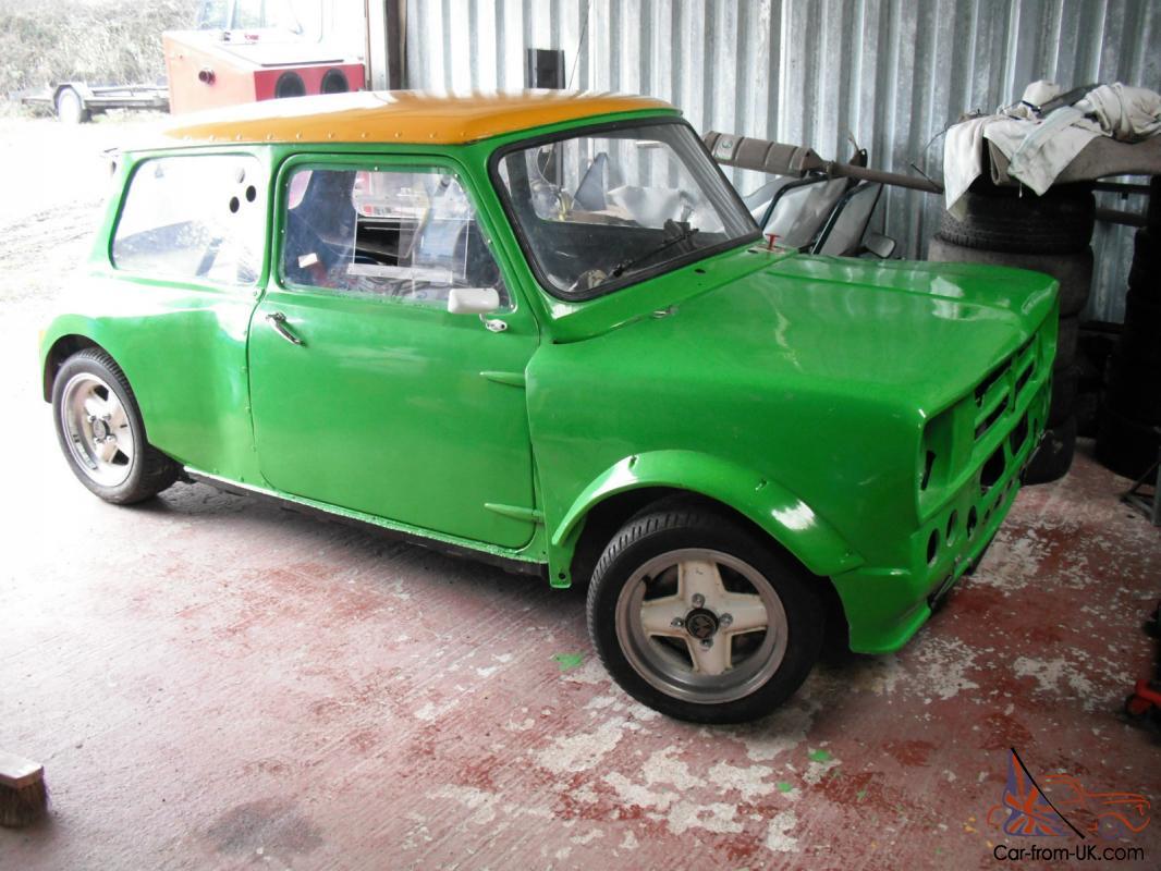 1968 Mini 1 8 VVC K Series 16v Race Trackday Mini