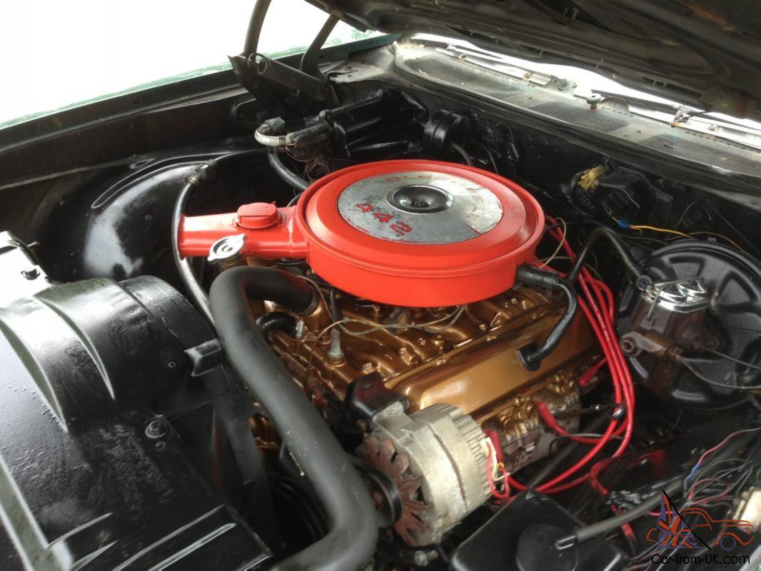 1968 Oldsmobile 442, Original 90 400 miles, Original Engine and Drivetrain