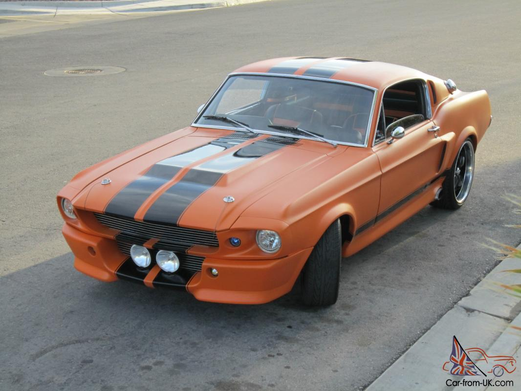 1968 Ford Mustang Fastback GT500 Eleanor