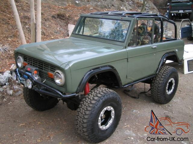 Ford Bronco 1970 1971 1972 1973 1974 1969 1968 1967 For Sale