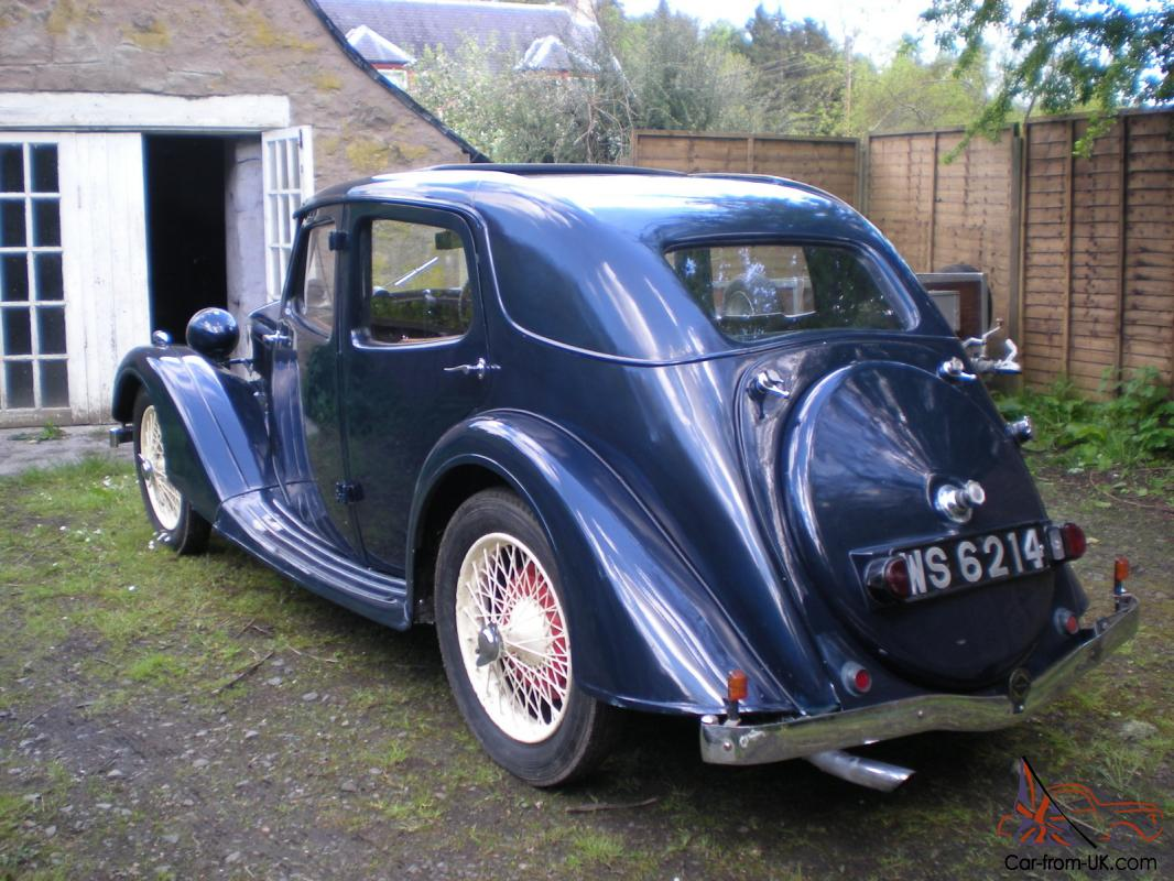 What To Do With Expired Car Seats >> 1934 Riley 9 Kestrel sports saloon