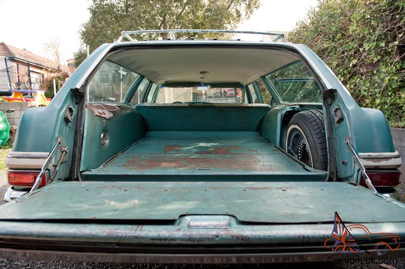 m e m o: 1966 Chevrolet Caprice Wagon   1966 Chevrolet Caprice Wagon