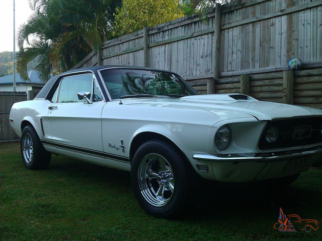 1968 Ford Mustang Coupe 351
