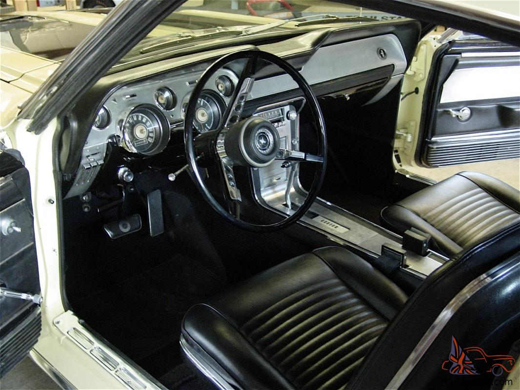 1967 Ford Mustang Fastback K Code GT 289 V8 Auto Very Rare CAR Beautiful