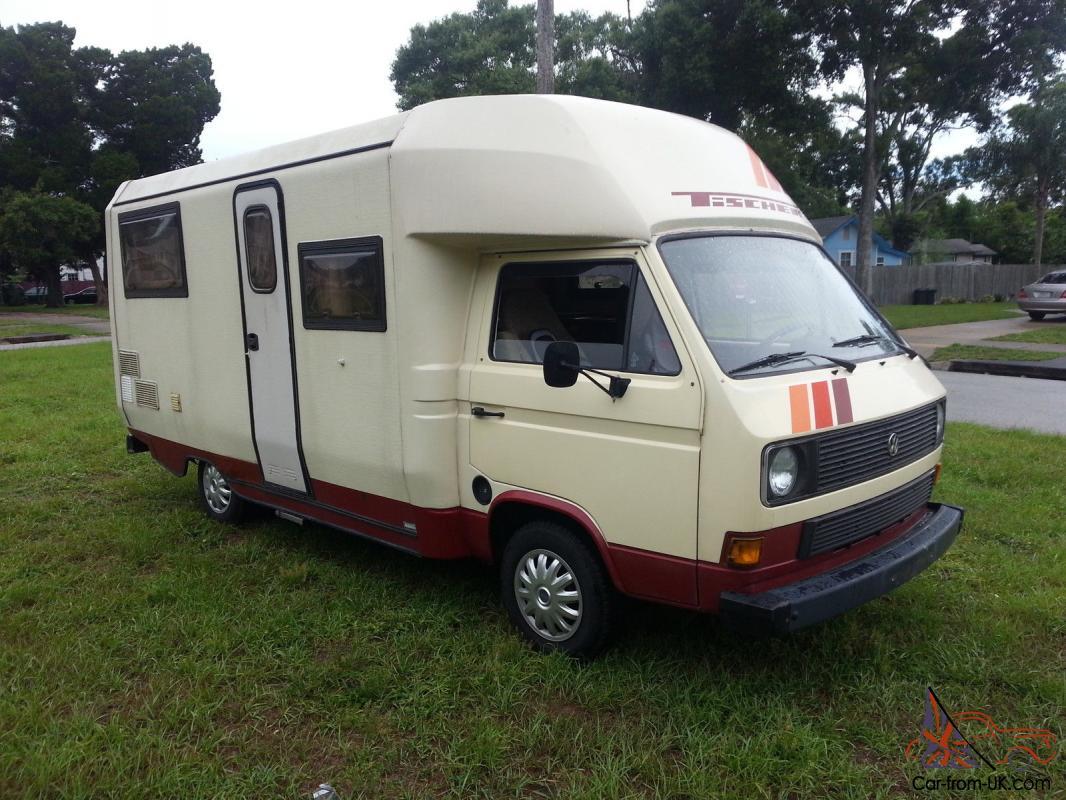 Vw T3 Diesel Rv Camper Xl65 1989 1988 1987 1986 1985