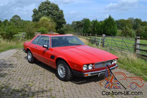 1982 Maserati Kyalami 4900