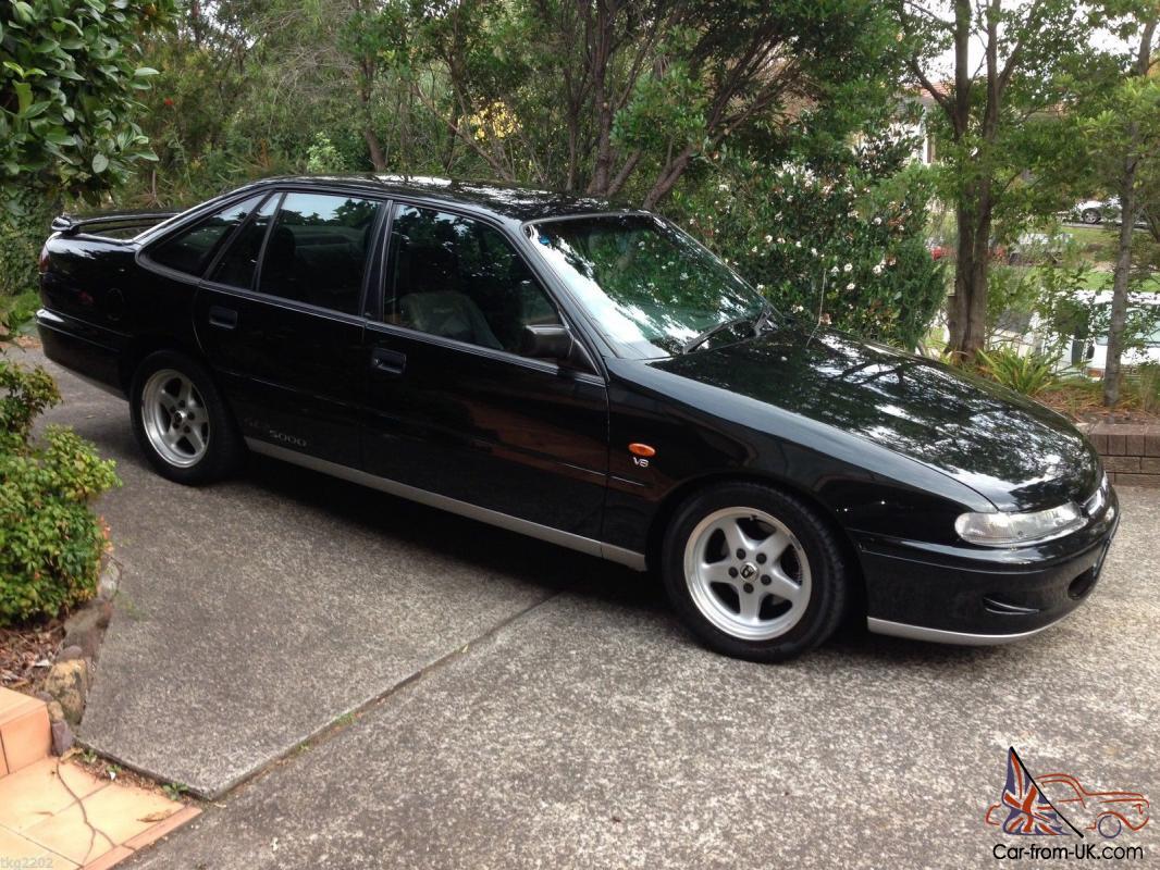Holden Commodore VS SLR 5000